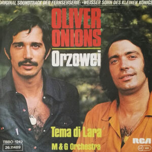 Oliver Onions – Orzowei