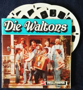 ViewMaster Set Die Waltons