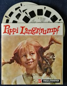 "ViewMaster Set ""Pippi Langstrumpf"""