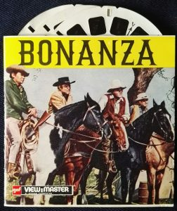 ViewMaster Set Bonanza