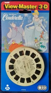 ViewMaster Set Cinderella
