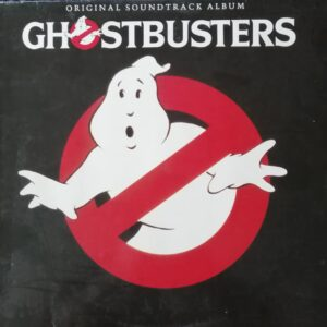 LP Soundtrack Ghostbusters