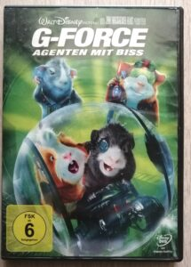 "DVD ""G-Force"""